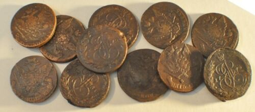 5 Kopeks Catherine the Great 1760