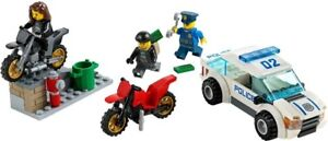 LEGO City 60042-1: High Speed Police Chase