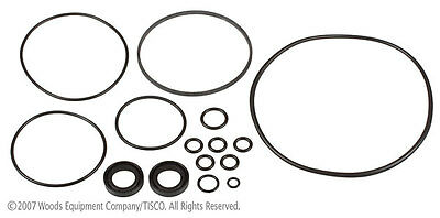 Power Steering Seal Kit For Ford 2000-4610 - Tw Series