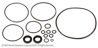 Power Steering Seal Kit For Ford 2000 3000 4000 4610 - Tw Series