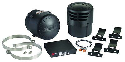 Brand New Federal Signal Rumbler-3 Intersection Clearing System