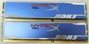 Kingston HyperX Blu 16GB DDR3 Kit (2 x 8GB)