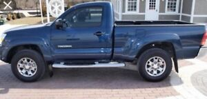 Wanted regular cab tacoma