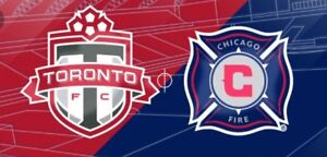 TFC SAT JULY 28 CHICAGO FIRE MLS BMO & OTHER GAMES
