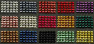 Selection-of-5mm-Half-Pearl-Beads-Flat-Back-15-Colors-to-choose-from