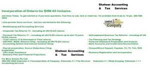 Company incorporation from $500