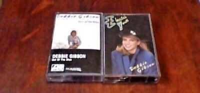 DEBBIE GIBSON OUT OF THE BLUE / ELECTRIC YOUTH ATLANTIC 1st CAN LP CASSETTE TAPE