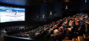 "New 85""IMAX 4K 3D Smart TV-Projector+Screen+300Channels+Speakers"