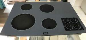 "Whirlpool 30"" Electric Cooktop"