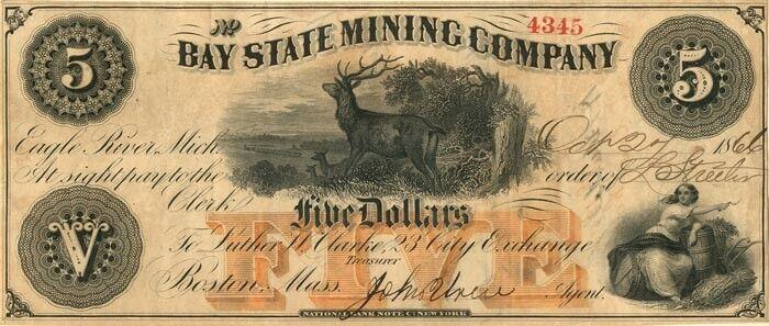 Bay State Mining Company