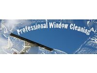 Experienced window cleaner available £3.00 per window