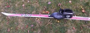 Men's Cross Country Skis boots & poles