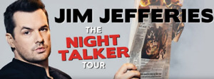 Jim Jefferies Northern Alberta Jubilee  FRI Jul 13 7:00PM