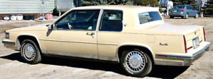 REDUCED: Mint Condition,1986 Classic Cadillac Coupe DeVille.
