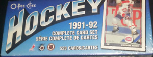 Hockey card set $5 TODAY