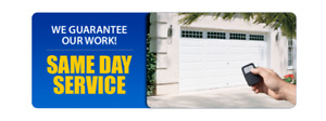 Residential & Commercial Garage Door Repair