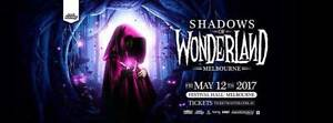 Shadows of Wonderland Hardcopy - Melbourne Hardstyle Melbourne CBD Melbourne City Preview
