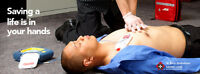 Standard First Aid +CPR-C+AED Special Pricing