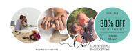 30% Off Wedding Packages