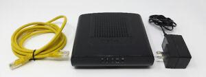 Thomson DCM476 DOCSIS 3.0 Cable Modem- Teksavvy / Start / VMedia