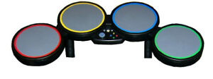 PLAYSTATION 2 3 PS3 Rock Band Wired Drum Set