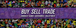 Buy - Sell - Trade All Video Games!