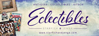 Eclectibles | Antiques | Collectibles | Kitsch