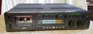 Akai GX-F90 Cassette Deck - Pro Serviced/Aligned - 3 heads Nice