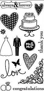 Various Clear Stamp sets for card making or scrapbooking Kingston Kingston Area image 3