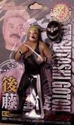 Japanese Wrestling Figure