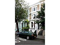 Sunny, elegant one bed flat, Chesterton Road, W10, by Portobello