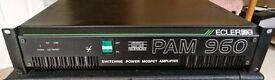 Ecler PAM 960 Power Amplifier
