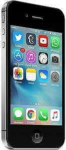 iPhone 4S 16 GB Black Unlocked -- 30-day warranty, blacklist guarantee, delivered to your door
