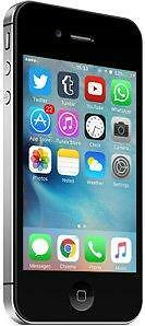 iPhone 4S 32 GB Black Rogers -- 30-day warranty and lifetime blacklist guarantee