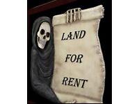 Land for Rent Bodmin Moor
