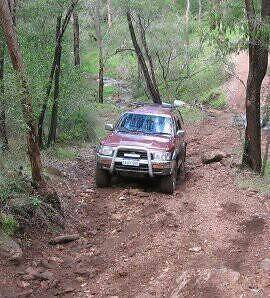1993 Toyota hilux surf High Wycombe Kalamunda Area Preview