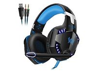 BRAND NEW Kotion Each G2000 Pro Gaming Headset – Blue