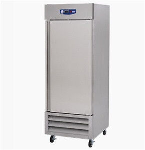 Migali G3-1f-rh Commercial Stainless G3 Series Solid Single Door Freez - 1999