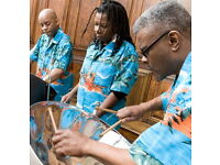 Carribe Steel Band - Available for Summer Bookings - Weddings , BBQs and Corporate Events