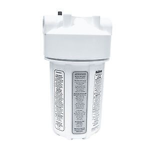 """NEW -10"""" Whole house HIGH VOLUME water filter unit and filters"""