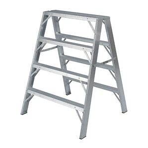 STURDY ALUMINUM SAW HORSES --- Many sizes at great prices!
