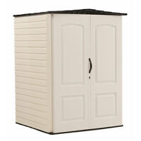 Double Storage shed