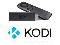 Amazon Fire Stick - With Kodi - Fully installed