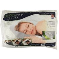 "Queen (18""x26"") Bamboo Magic Pillow NEW"