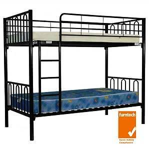 BUNKS BUNKBEDS BUNK BED   new in box  $220  black or white Old Guildford Fairfield Area Preview