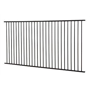 Brand new black pool fence Ruse Campbelltown Area Preview