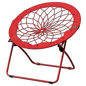 Red Bunjo Lawn Camp Chair