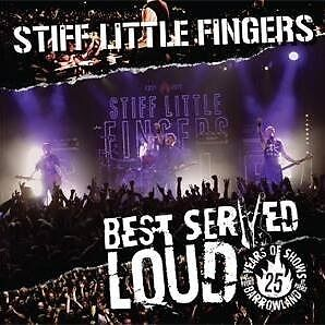 Wanted stiff little finger tickets in Toronto