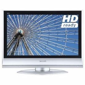 "Panasonic 32"" inch LCD TV HD Ready with Freeview Built in 2 x HDMI, not 37 40 28 Will Deliver Local"