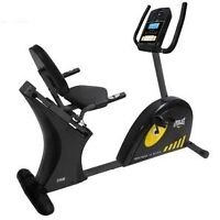 New Everlast EV896 Recumbent Bike Quiet Smooth Sale $499